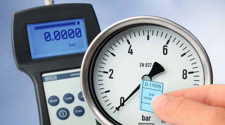 Calibrate measuring instruments?