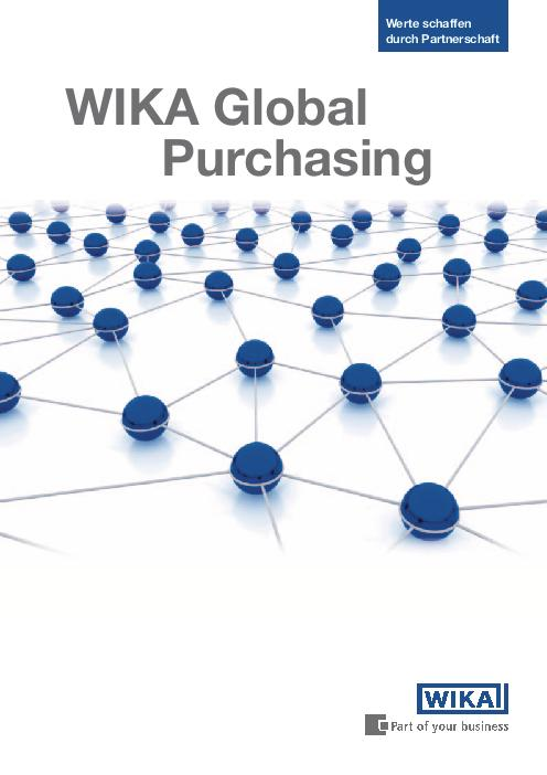 WIKA Global Purchasing